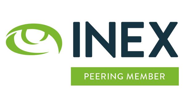 INEX Peering Member