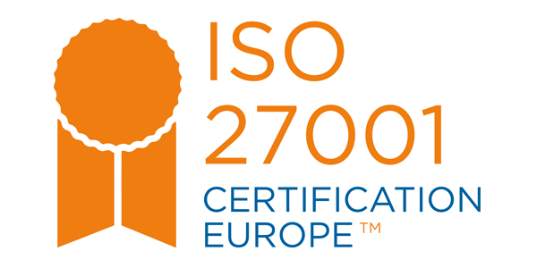ISO 27001 Certification Europe
