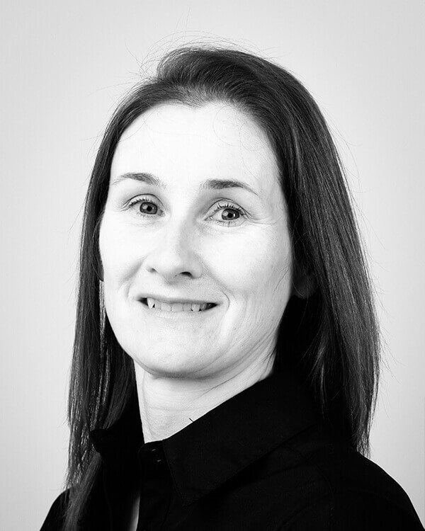 Caroline Kelly - CFO