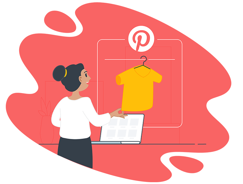 Sell on Pinterest - shopBuilder